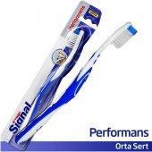 Signal Diş Fırçası Performans (Orta)