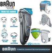 Tıraş Makinesi Braun Cruzer 6 Face 3 İn 1 Islak Kuru