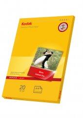 Kodak 200gr M2 20x30 Parlak 20 Adet İnkjet Fotoğraf Kağıdı