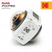 Kodak Pixpro 4kvr360 Aksiyon Ve Aile Eğlence Kamerası