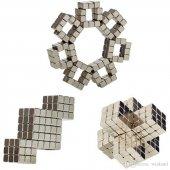 216 Adet 5x5x5 Mm Sihirli Manyetik Küpler Neodyum Güçlü Mıknatıs