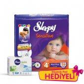 Sleepy Sensitive Maxi Plus Pepee 26 Adet (9 16 Kg)