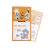 Skin Guardian Vita Whitening E Vitaminli Beyazlatıcı Yüz Maskesi