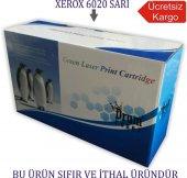 Xerox 6020 6022 6025 6027 (106r02762) Sarı Muadil Toner