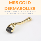 Hediyeli Mrs Gold Dermaroller