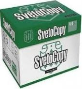 Svetocopy A4 Fotokopi Kağıdı 80 Gram 2500adet 5li Paket 1 Koli