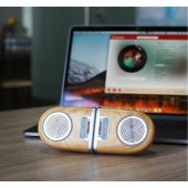 Ovevo D10 Wireless Bluetooth Portable Led Speaker Amplifier 4d Su