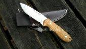 Nieto 11000 Av Bıçağı Zeytin Sap 4mm An 58 Çelik...