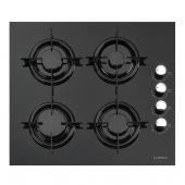 Luxell Lx 40 Tahdf Ankastre Cam Ocak Siyah Doğalgazlı