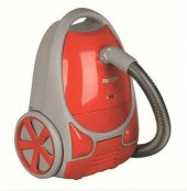 Fantom Dc 2800 Yatık Elektrikli Süpürge Kırmızı