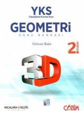 Hocalara Geldik Yks 2.oturum 3d Geometri Soru Bankası