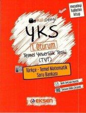 Eksen Yks 1.oturum Tyt Türkçe Temel Matematik Soru Bankası