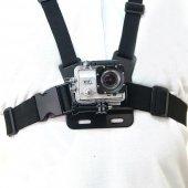 Aksiyon Kamerası Güğüs Aparatı
