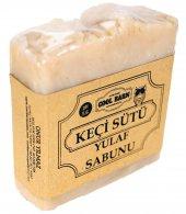 El Yapımı Keçi Sütü Cilt Bakım Sabunu Yulaflı 5.6 Ph