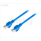 Frısby Fa C5e03 Cat.5e Patch Kablo 10m Mavi