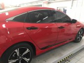 Honda Civic 2016 2018 Fc5 Pıano Black Kapı Kolu Kaplaması