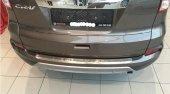Honda Crv 2014 2018 Arka Tampon Üst Nıkelajı (Dızayn B)