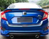 Honda Cıvıc 2016 2018 Rs Spoiler Boyasız