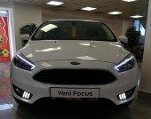 Ford Focus Ledli Gündüz Sis Farı 3 Çizgi Mustang Model