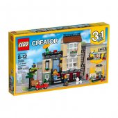 Lego Creator Park St Townhouse 31065