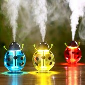 Beatles Humidifier Uğur Böceği Su Böceği Ev Ofis Araba Hava Temiz