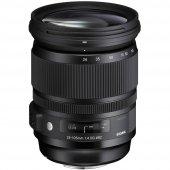 Sigma 24 105mm F4 Art Dg Os Hsm Objektif (Nikon Bayonet)