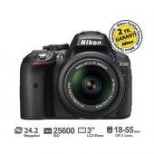 Nikon D5300 18 55mm Vr Iı Slr Dijital Fotoğraf Makinesi