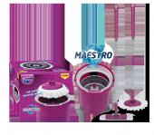 Parex Maestro Temizlik Seti Düz Ve Yuvarlak Çift