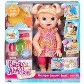 Baby Alive Maya İle Mama Zamanı B0632