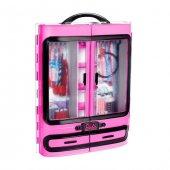 Barbie Pembe Gardırop Dmt57