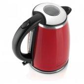 Profilo Pck1274c Kırmızı Çelik Kettle