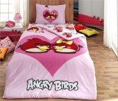 Angry Birds Ab 02 Tek Kişilik Nevresim Takım