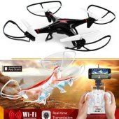 Lh X10 Wifi Kameralı 2.4ghz Kumandalı Drone Helikopter