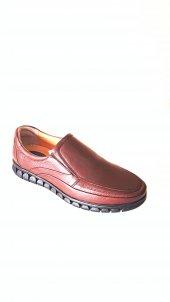%100 Hakiki Deri Topuk Diken Ortpedik Erkek Ayakkabı