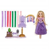 Disney Prenses Saç Tasarım Stüdyosu Rapunzel Ve Ariels