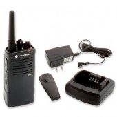 Motorola El Telsızı Pıl Ve Şarj Dahıl Set 10km Menzil Xt220 Pmr