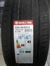 245 45 R 18 S 1063 Y 100 Xl W Wanlı Tire