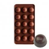 Js Silikon Çikolata Kalıbı Bon Bon