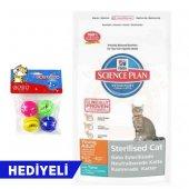 Hills Sterilised Kısırlaştırılmış Ton Balıklı Kedi Maması 3,5 Kg