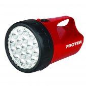 Proter Pl 190 S Şarjlı El Feneri