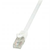 Logilink Cp2021u Econline Cat6 U Utp Patch Kablo, Awg 24 7, Beyaz, 50cm
