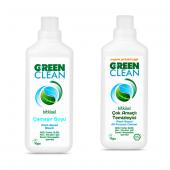 U Green Clean 2li Temizlik Seti 1000 Ml