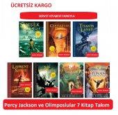 Percy Jackson Ve Olimposlular 7 Kitap Set