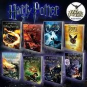 Harry Potter 8 Kitap Seti Yapı Kredi Yayınları