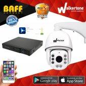Walkertone Sony Lens 43x Analog Speed Dome + 8 Kanal Kayıt Cihazı