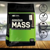 Optimum Serious Mass Gainer 5450g Karbonhidrat Tozu + 2 Hediyeli