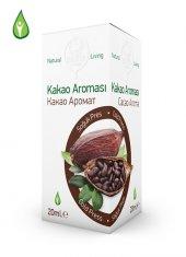 Gebece Kakao Aroması Yağı 20cc (2017 Yeni Ambalaj)