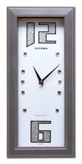 Regal Z 095 Vw Ahşap Çerçeveli Taşlı Duvar Saati