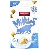 Animonda Milkies Dental Diş Sağlığı Tahılsız Kedi Ödülü 30 Gr