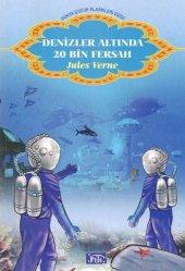 Dünya Çocuk Klasikleri Dizisi Denizler Altında 20 Bin Fersah